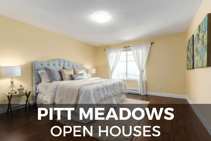 Pitt Meadows Open Houses