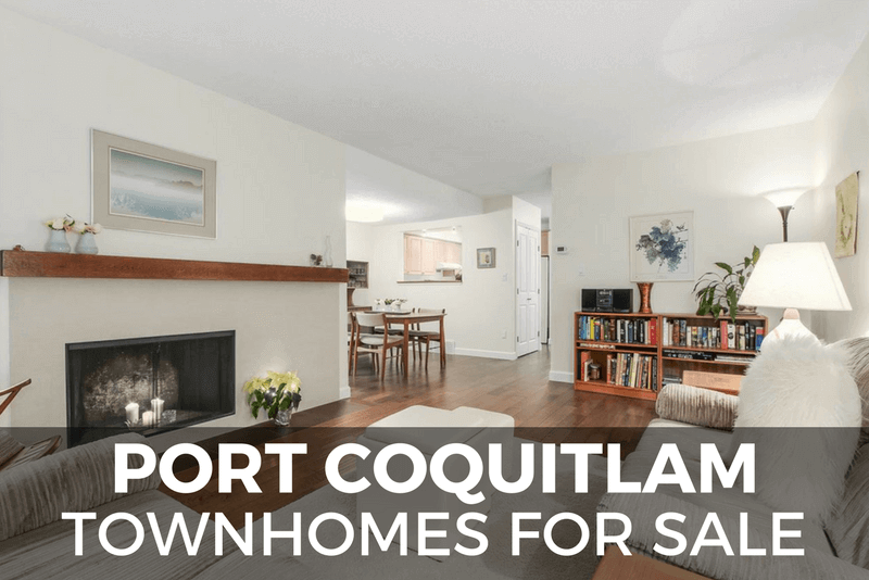 port coquitlam townhouses for sale
