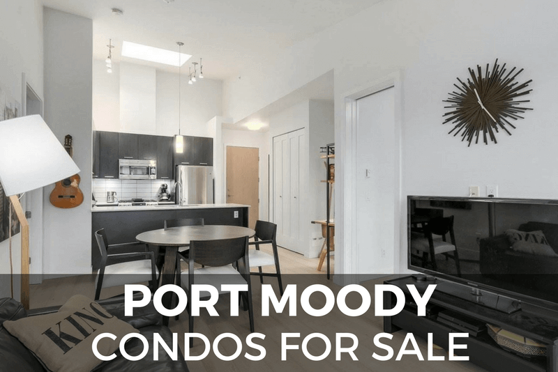 port moody condos for sale
