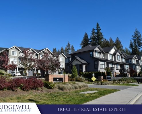 bridlewood townhomes burke mountain