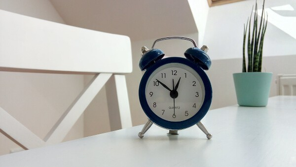 how long does it take to buy a house clock